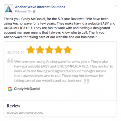 Promote Your 5-Star Reviews - Gravity Reach - Montrose, CO